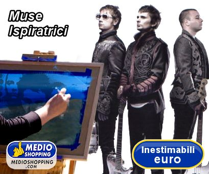 Medioshopping Muse ispiratrici