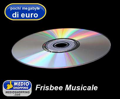Frisbee musicale