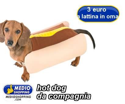 hot dog  da compagnia