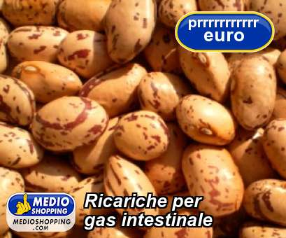 Ricariche per  gas intestinale