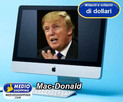 Medioshopping Mac-Donald