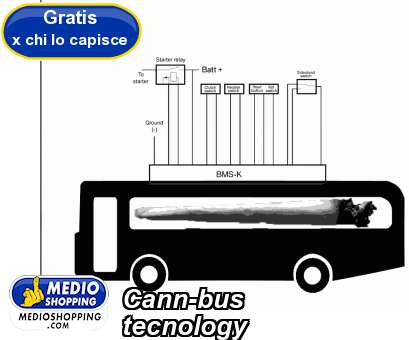 Cann-bus tecnology