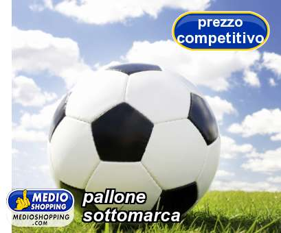 pallone sottomarca