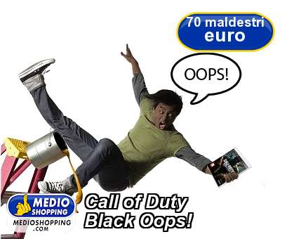 Call of Duty Black Oops!