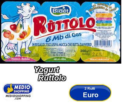 Yogurt           Ruttolo