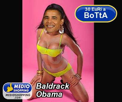 Baldrack Obama