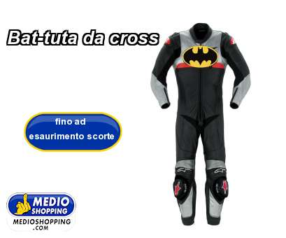 Bat-tuta da cross
