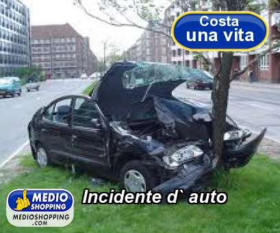 Incidente d` auto