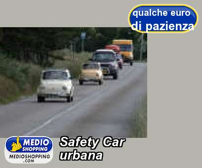 Safety Car urbana