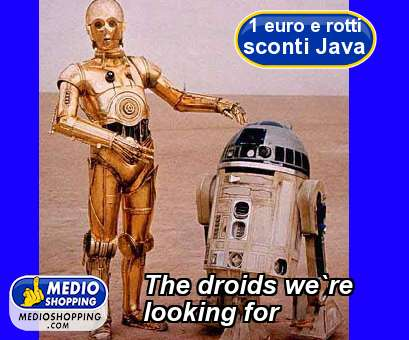 The droids we`re looking for