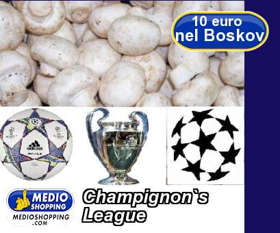 Champignon`s League