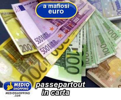 passepartout    in carta