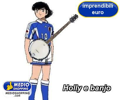 Holly e banjo
