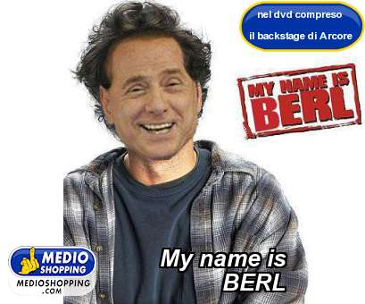 My name is           BERL