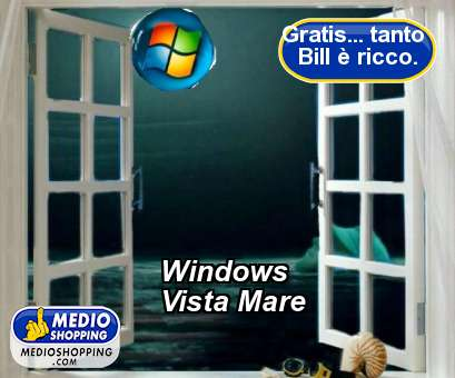 Windows  Vista Mare