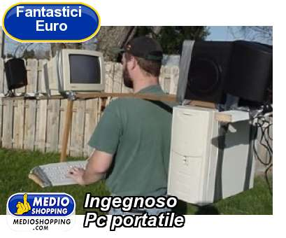 Ingegnoso Pc portatile