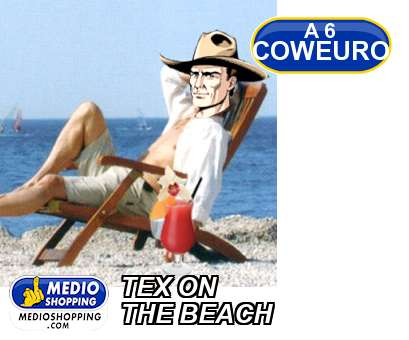 TEX ON  THE BEACH