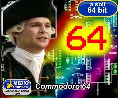 Commodoro 64