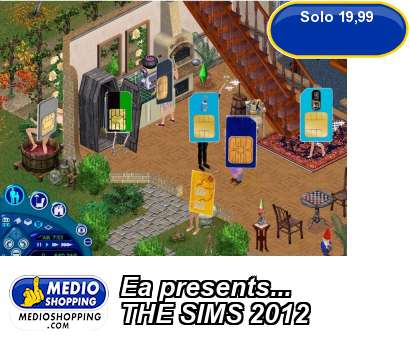 Ea presents... THE SIMS 2012