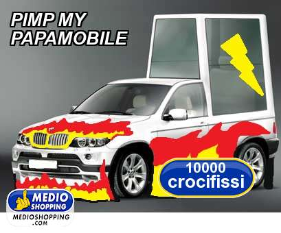 PIMP MY  PAPAMOBILE