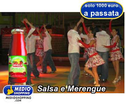 Salsa e Merengue