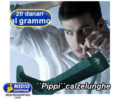 ``Pippi``calzelunghe