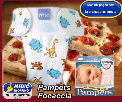 Pampers  Focaccia