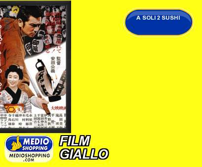 FILM GIALLO