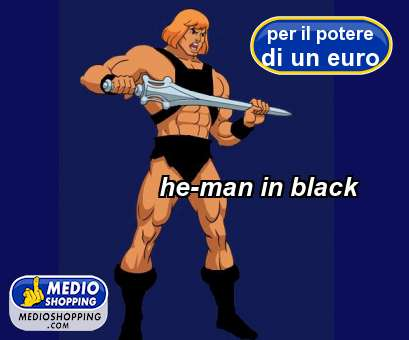 he-man in black