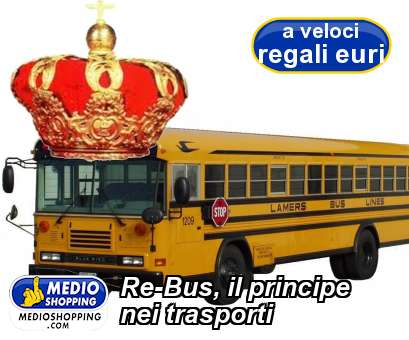 Re-Bus, il principe nei trasporti