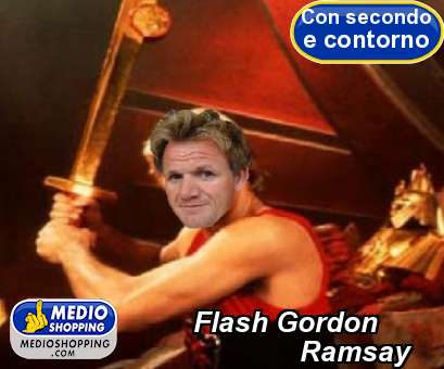 Flash Gordon               Ramsay