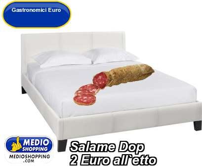 Salame Dop 2 Euro all`etto