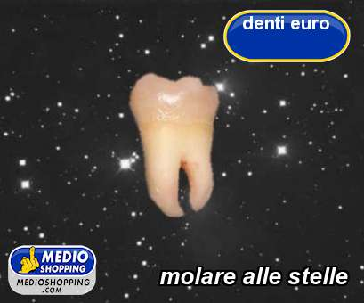 molare alle stelle