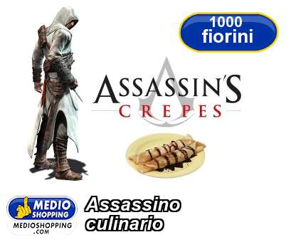 Assassino culinario