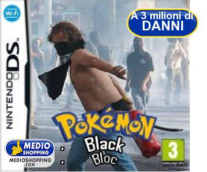Pokemon Black Bloc