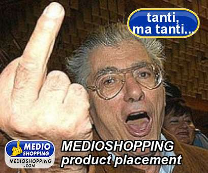 MEDIOSHOPPING product placement