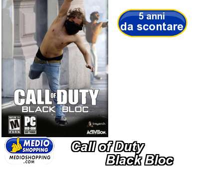 Call of Duty           Black Bloc
