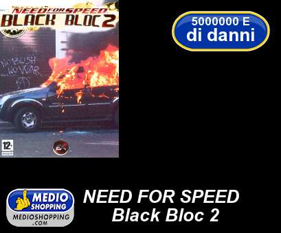 NEED FOR SPEED       Black Bloc 2