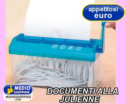 DOCUMENTI ALLA       JULIENNE