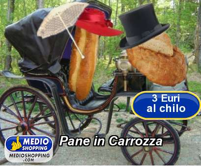 Pane in Carrozza