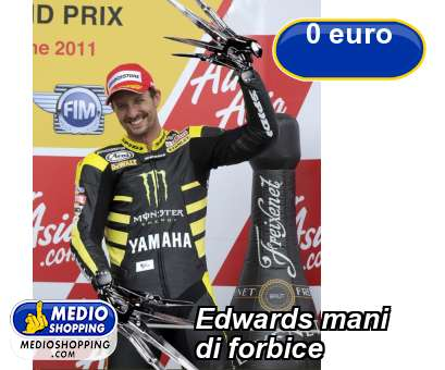 Edwards mani di forbice