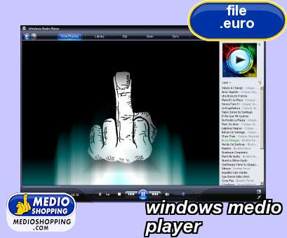 windows medio     player