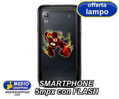SMARTPHONE 5mpx con FLASH