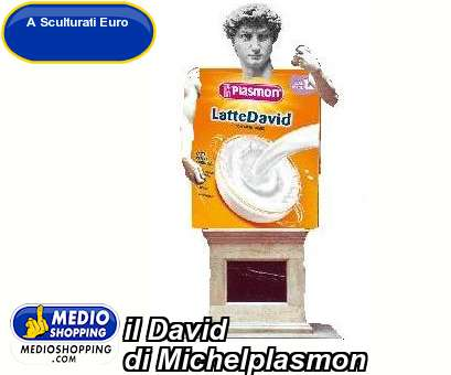 il David di Michelplasmon