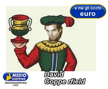 Medioshopping David Coppe rfield