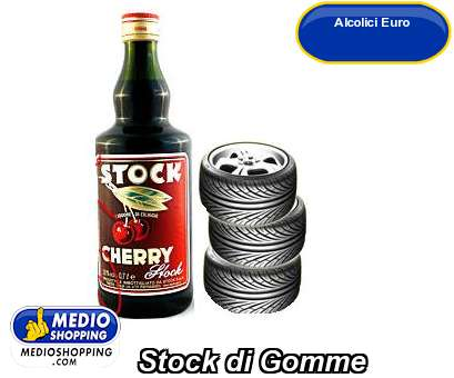 Stock di Gomme