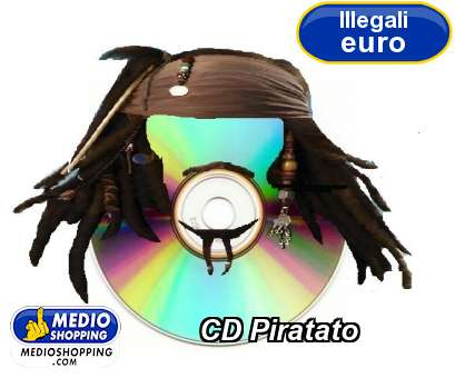 CD Piratato