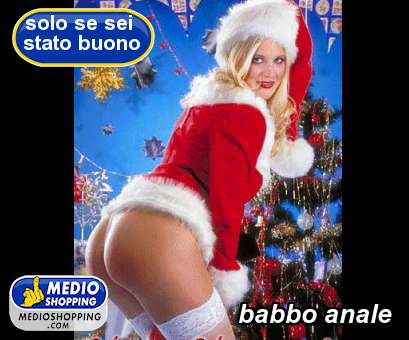 babbo anale
