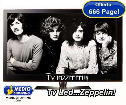Tv Led...Zeppelin!