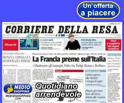 Quotidiano arrendevole